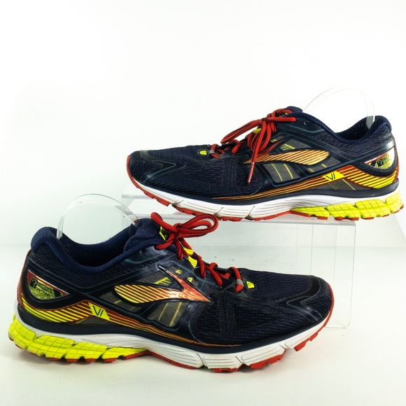 2cbcffee55c Brooks Other - Brooks Mens Ravenna VI Navy Blue Athletic Running